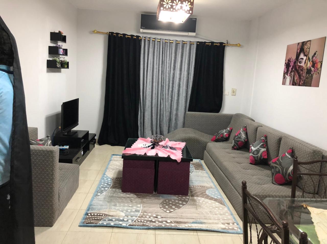 شقة مفروشة للايجار بمدينتي القاهرة الجديدة