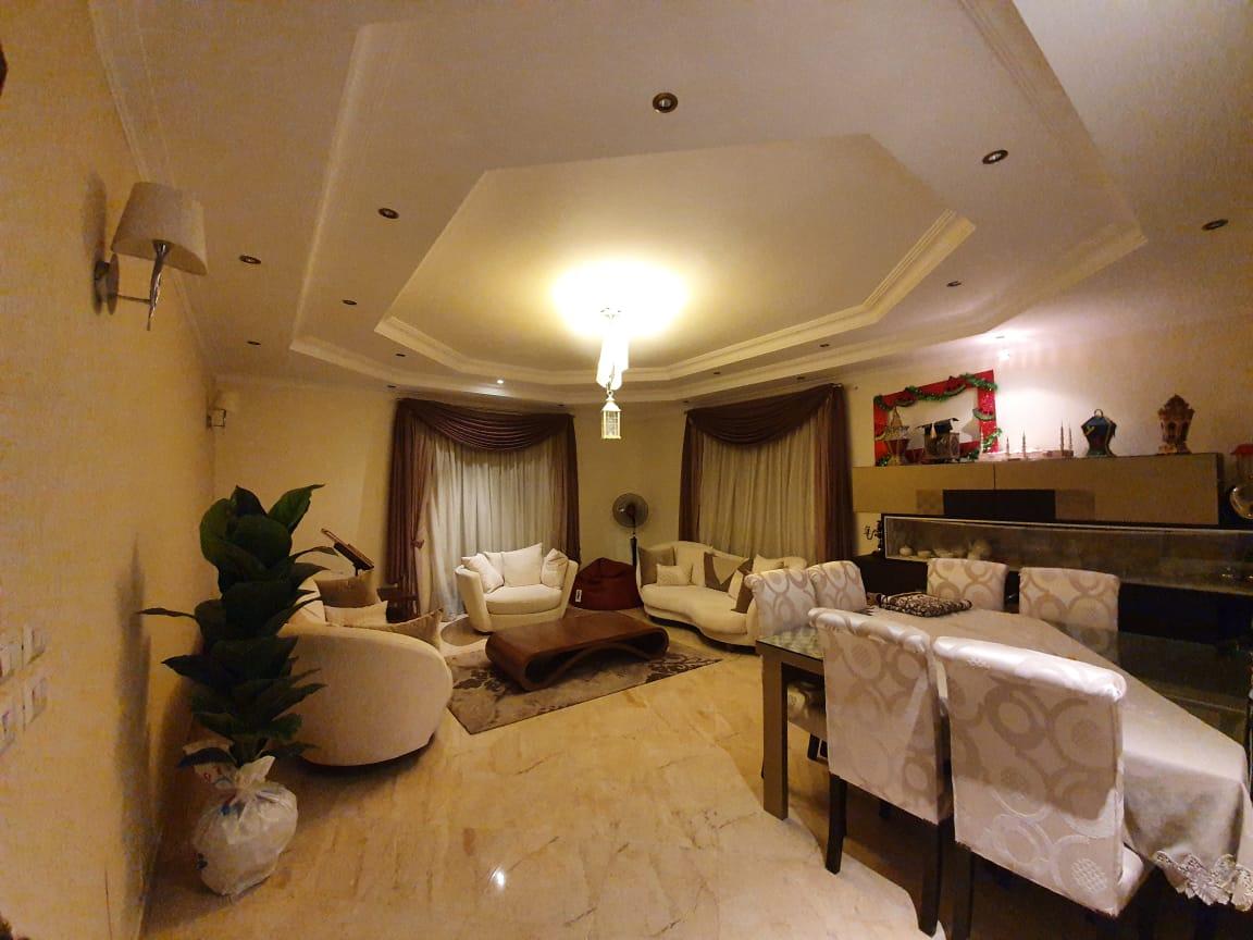 شقة للبيع بالنرجس فيلات التجمع الخامس القاهرة الجديدة